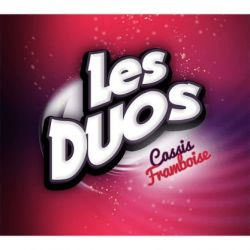 """Arôme """"les duos"""" Cassis Framboise 20 ml by Revolute"""