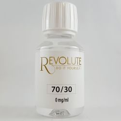 BASE REVOLUTE 70/30 PG/VG DE 115 ML 0 MG