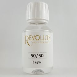 BASE REVOLUTE 50/50 PG/VG DE 115 ML 0 MG