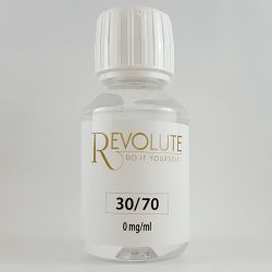BASE REVOLUTE 30/70 PG/VG DE 115 ML