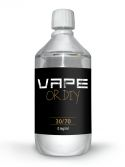 BASE VAPE OR DIY 30/70 PG/VG 1000 ml REVOLUTE