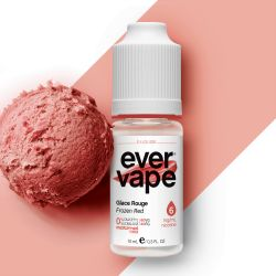 Glace Rouge -Ever Vape by Vape47 10 ml