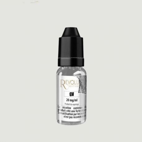 Booster de 10 ml en 20 mg Base 100% VG pour Diy