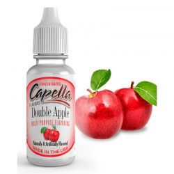 DOUBLE APPLE 13ML CAPELLA