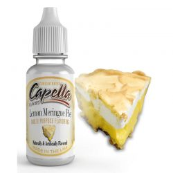 LEMON MERINGUE PIE 13ML CAPELLA