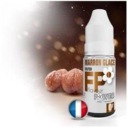 "Marron Glacé 50/50 gamme ""REBEL"" by Flavour Power"