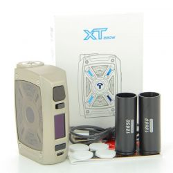 Box XT 220w TC by Tesla