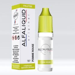 Pomme Rouge 10 ml by Alfaliquid