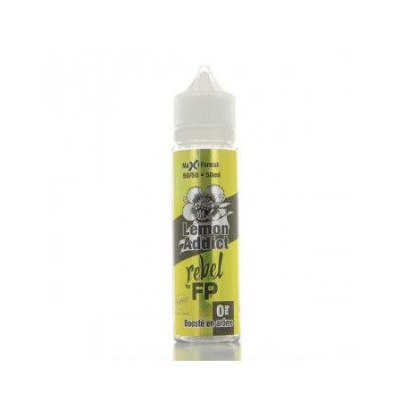 Lemon Addict 50ml by Flavour Power (0mg)