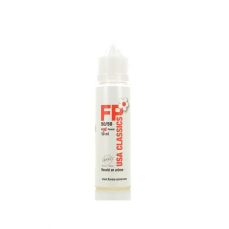 USA CLASSIC 50/50 50ML by Flavour power