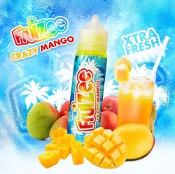 "Crazy Mango ""Fruizee"" d'Eliquid-france - 50ml (0mg)"