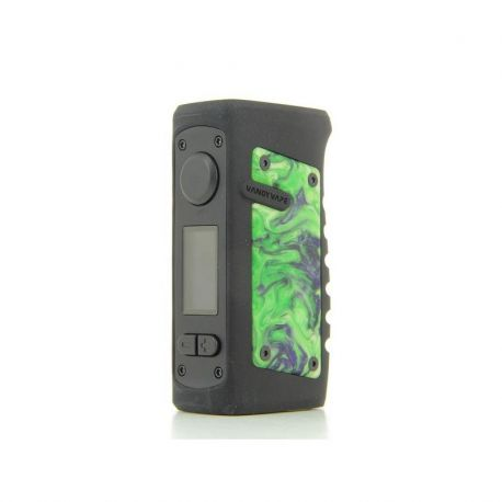 BOX JACKAROO RESIN VANDY VAPE