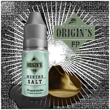 MENTHE ORIGIN'S BY FP SALT