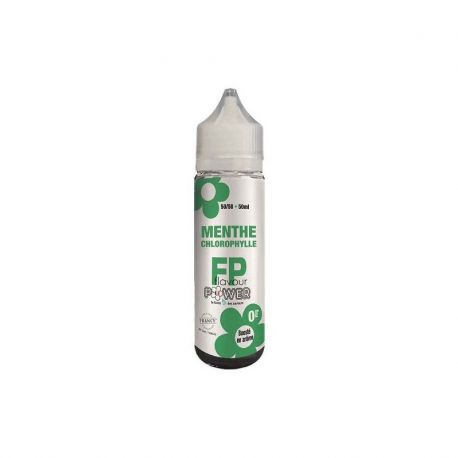 Menthe Chlorophylle 0mg 50ml Flavour Power